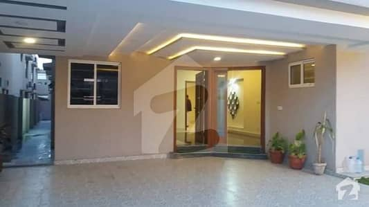 Newly Constructed Beautiful Portion Available for rent in Gulraiz