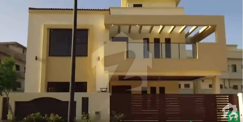 20 Marla Attractive Residential Villa For Sale At Easy Installment In Bahria Enclave