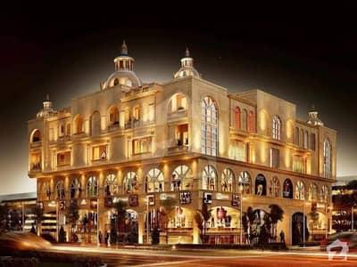 النزا مال اینڈ ریزیڈنسی گلبرگ گرینز گلبرگ اسلام آباد میں 2 مرلہ دفتر 15.68 لاکھ میں برائے فروخت۔