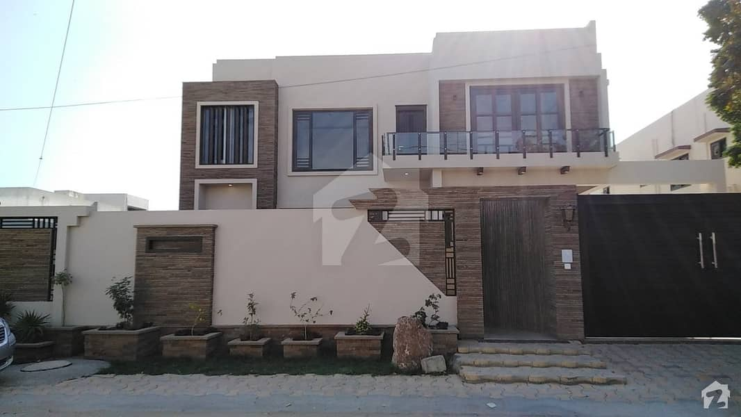 Brand New Bungalow Is Available For Sale