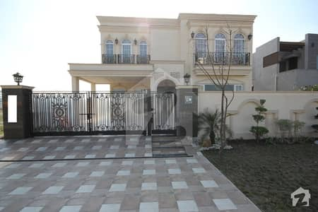 Leads 1 Kanal Brand New Luxurious House Beautiful View Gated Society Hot Location  Near Park  and Main Road Back Side Phase 5 Near Ring Road  in Sui Gas Housing Society Phase 1