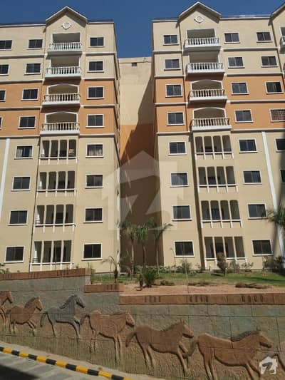 One bedroom apartment at 4th floor Defence Tower 2 Alghurair Giga DHA2 Islamabad