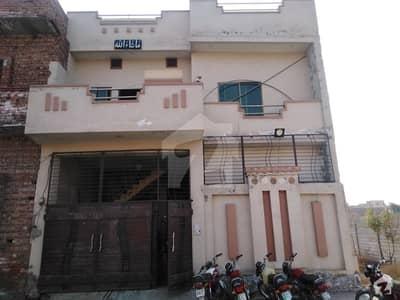 ایڈن گارڈن - نواب بلاک ایڈن گارڈنز فیصل آباد میں 5 مرلہ مکان 75 لاکھ میں برائے فروخت۔