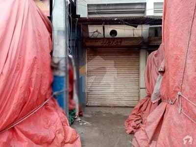 Single Storey Beautiful Shop For Sale At Akbar Road Okara