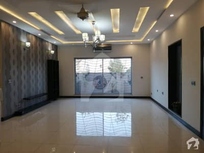 10 Marla Brand New House Is Available For Rent Located In Phase 6 Block A Dha Defence
