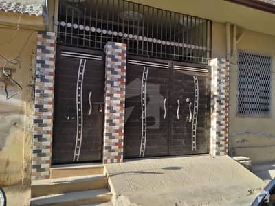 Double Storey Bungalow Available For Sale At Sunny Bungalow Near Allamdar Chowk Qasimabad Hyderabad