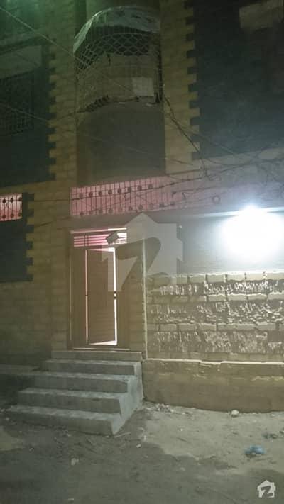 نارتھ کراچی کراچی میں 2 کمروں کا 4 مرلہ فلیٹ 43 لاکھ میں برائے فروخت۔