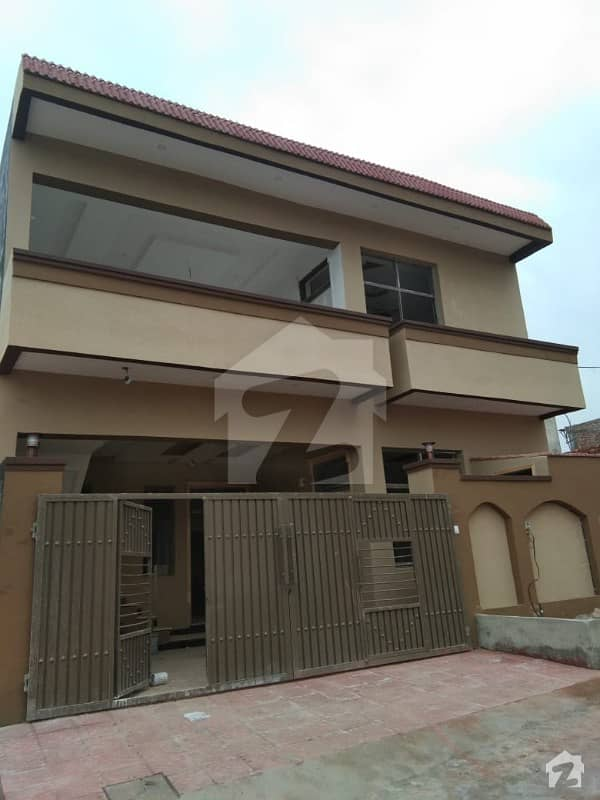 A Brand New 6 Marla One And Half Storey House For Sale In Airport Housing Society Rawalpindi