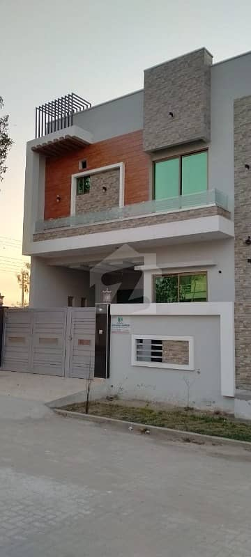 6 Marla House For Sale At Jhang Madina Colony