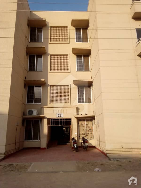 Newly Constructed 5 Marla Family Apartment Is Available For Rent On Cheapest Rates In Askari 11  Sector C