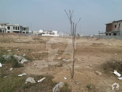 01 Kanal Corner Plot Army Update Available In Dha Phase 9 Prism Hot Location