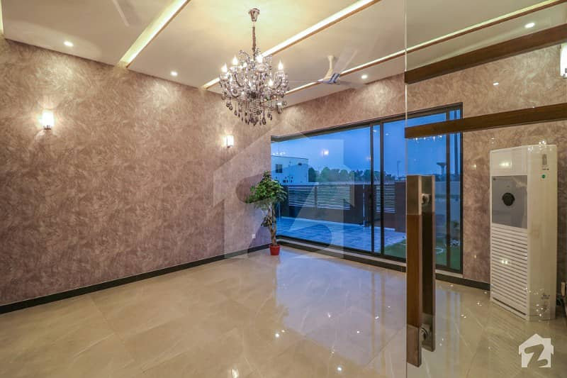 Most Beautiful 1 Kanal Solid Owner Build House For Sale Near Dha Phase 5