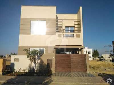 A Ready To Move Brand New Double Storey Villa Is Available For Sale