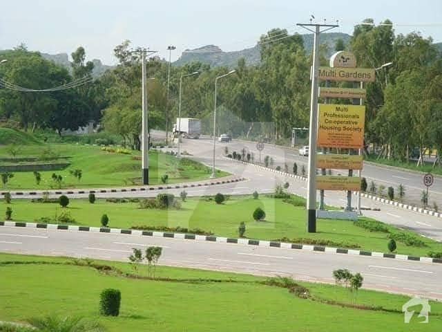 بی ۔ 17 اسلام آباد میں 10 مرلہ کمرشل پلاٹ 1.4 کروڑ میں برائے فروخت۔