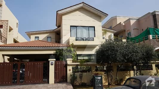 Almost New House 500 Sq Yard With 5 Bed