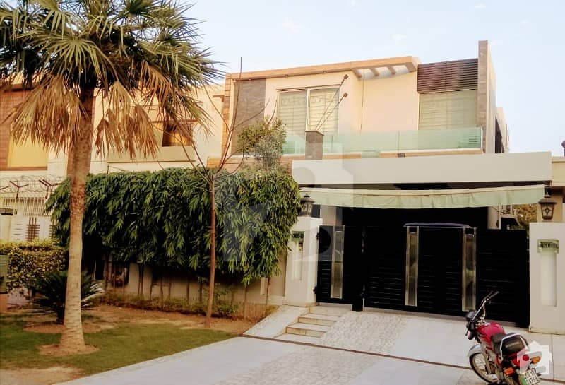Syed Brothers Offers Syed Offer 12 Marla Owner Build 4Year Old Modern Design  Bungalow For Sale situated in DHA Phase 5