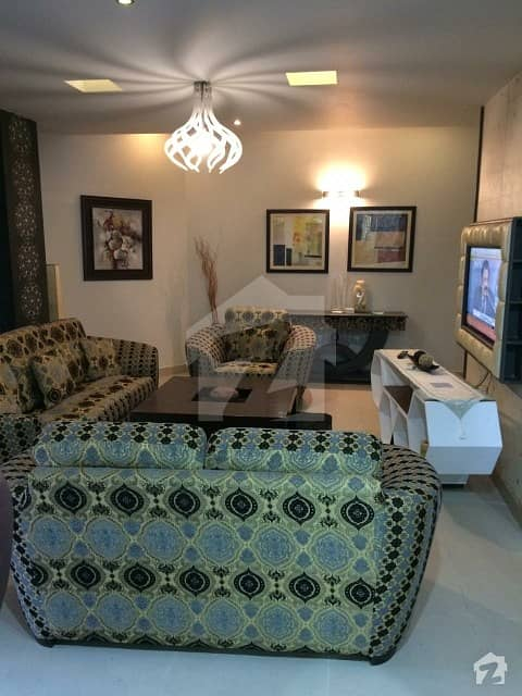 Luxurious Furnished Flat Is Available For Rent