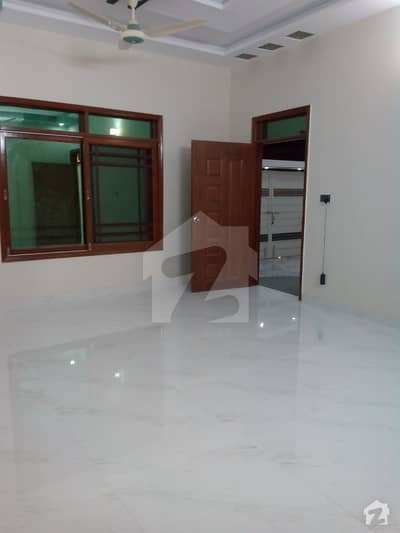 Brand New West Open 400 Yards House Available For Sale In Johar Block 15