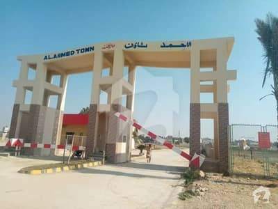 منگھوپیر کراچی میں 9 مرلہ رہائشی پلاٹ 55 لاکھ میں برائے فروخت۔