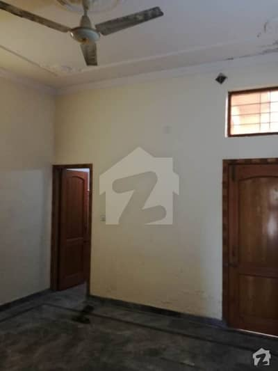 10 marla Ground Portion corner House for rent available Ghauri Town phase 4A Islamabad