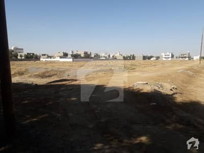 240 Sq Yards Corner  Residential Plot For Sale In Andleeb Coopartive Society Scheme 33