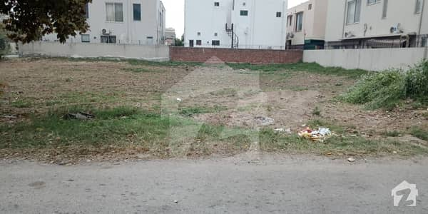 4 Sp Pvt Ltd Offers 1 Kanal Pair Plot For Sale In Dha Phase 4 Block Ff