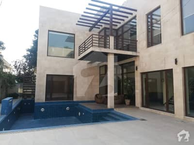 Luxury Swimming Pool House For Rent In F6 Demand 8 Lac