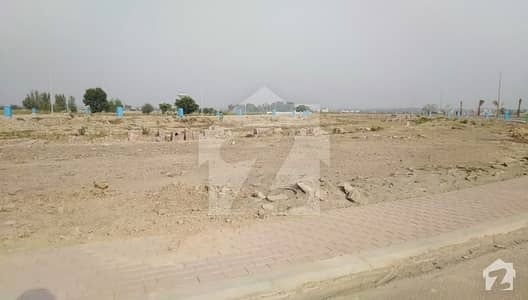 Good Location 10 Marla Plot Is Available For Sale In Bahria Town Tauheed Block