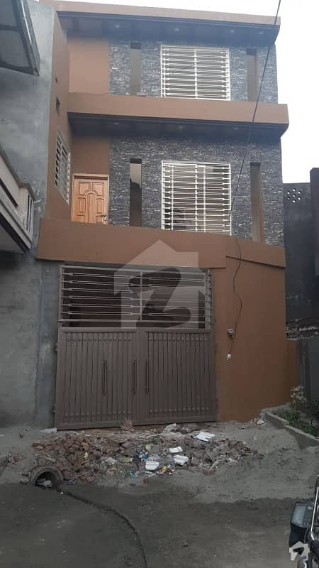 3 Marla Double Portion House For Sale In Shalley Valley Range Road