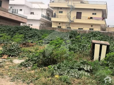 G-10  A Prime Location Residential  Plot Is Available For Sale