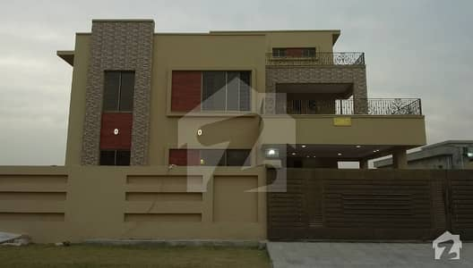 Brand New 1 Kanal House Is Available For Sale In D-17 Islamabad
