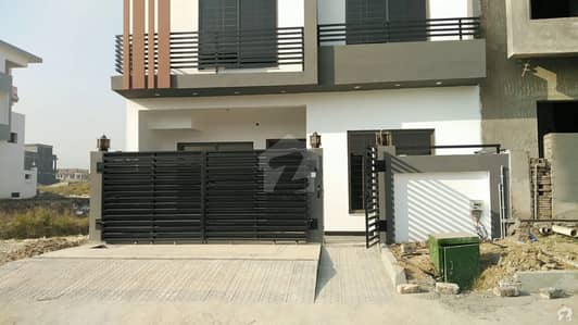 Brand New Single Unit House Is Available For Sale In D-12 Islamabad