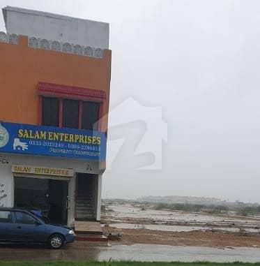 Gulshan-E-Mehran Sector 2b 150 Square Yard West Open Corner Lease Plot For Sale