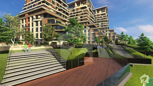 958 Sq Feet 1 Bed Apartment Investment Residential Tower In Green Defence Raya Golf Resort
