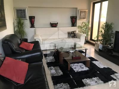 1 Kanal Furnished And Luxury Bungalow With Basement At Facing Golf Course And Lake In Dha Raya