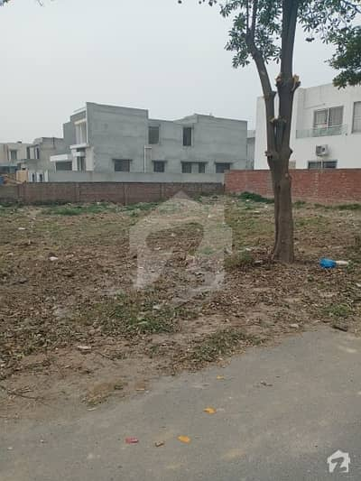 Plot For Sale In DHA Phase Block L Ex Air Avenue No 132