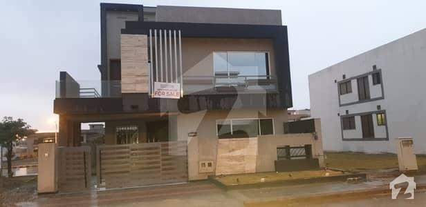 Block d house . semi corner . 10 marla lawn