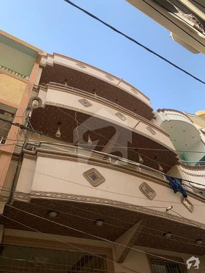 فیڈرل بی ایریا ۔ بلاک 15 فیڈرل بی ایریا کراچی میں 9 کمروں کا 5 مرلہ مکان 2.15 کروڑ میں برائے فروخت۔