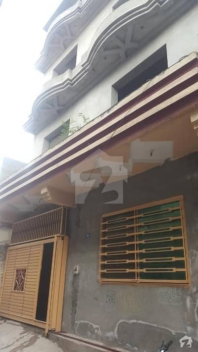 5 Marla Triple Storey House For Sale At Barma Town