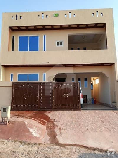 7 Marla Brand New Double Unit House For Sale In Gulshan E Sehat