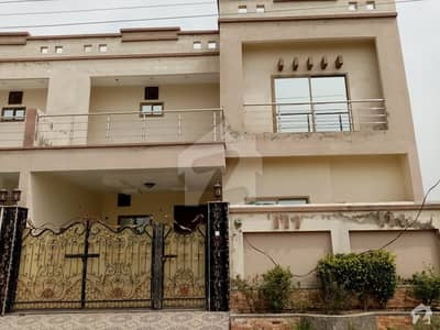 House For Sale In Khayabane Manzoor Jarwala Road