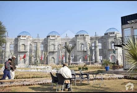 بلیو ورلڈ سٹی چکری روڈ راولپنڈی میں 5 مرلہ کمرشل پلاٹ 6 لاکھ میں برائے فروخت۔