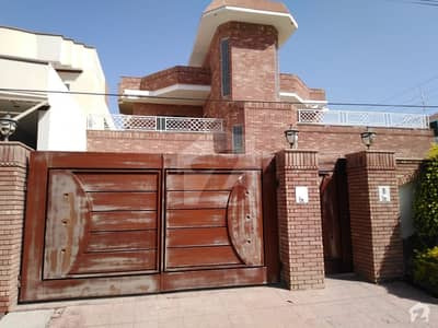 21 Marla Corner Double Storey House Is Available For Sale