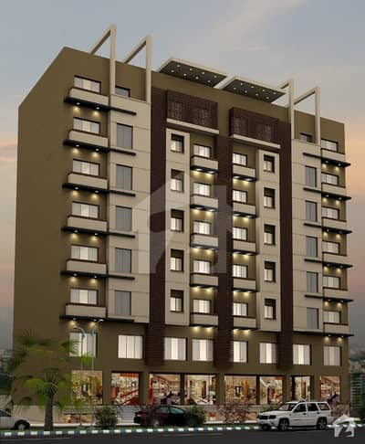 Flat Is Available For Sale In Sidra Heights