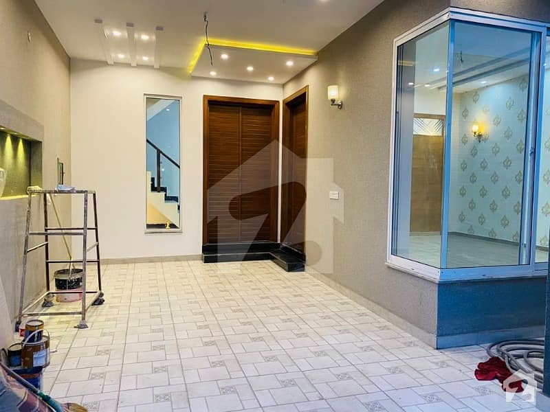 5 Marla Brand New House For Sale, Double Story House, 3 Beds,