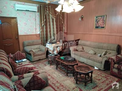 10 Marla Hot Location Double Story House For Sale In Allama Iqbal Town Mehran Block