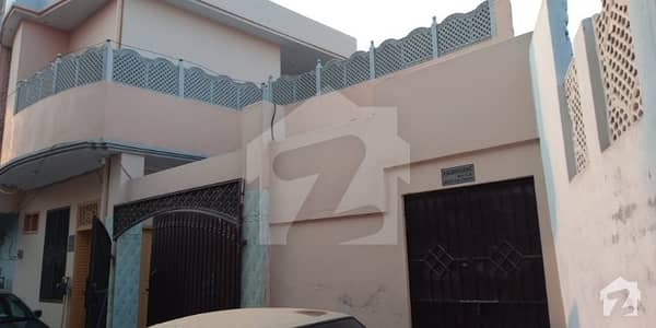 5 Marla Double Storey House For Sale In M D A Chowk