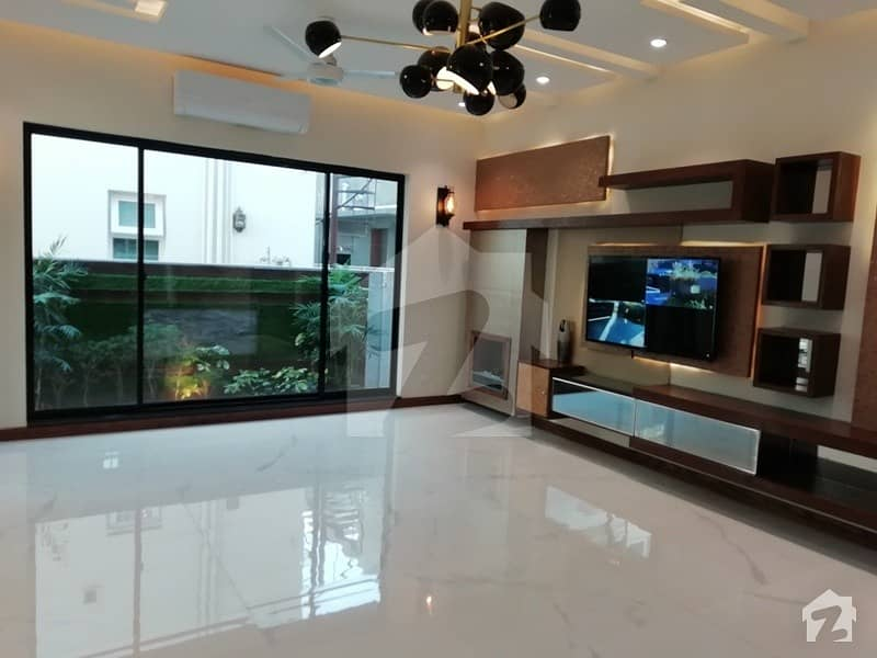 1 Kanal New Stylish Villa House For Rent In Dha Phase 5 Near Jalal Sons