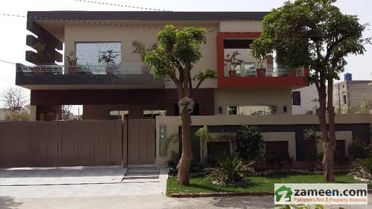 1 Kanal Brand New House For Sale In State Life Phase 1  Block B