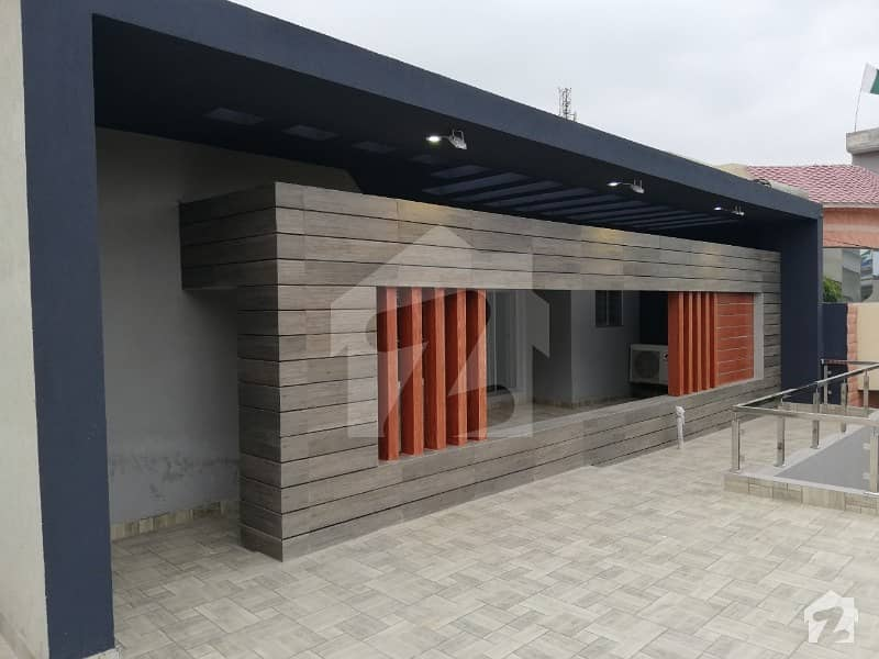 15 Marla Newly Constructed lavish house for sale in PIA Block B